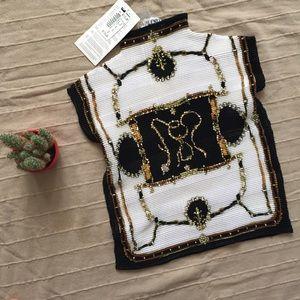 NWT Valenti Vintage Handmade Designer Sample